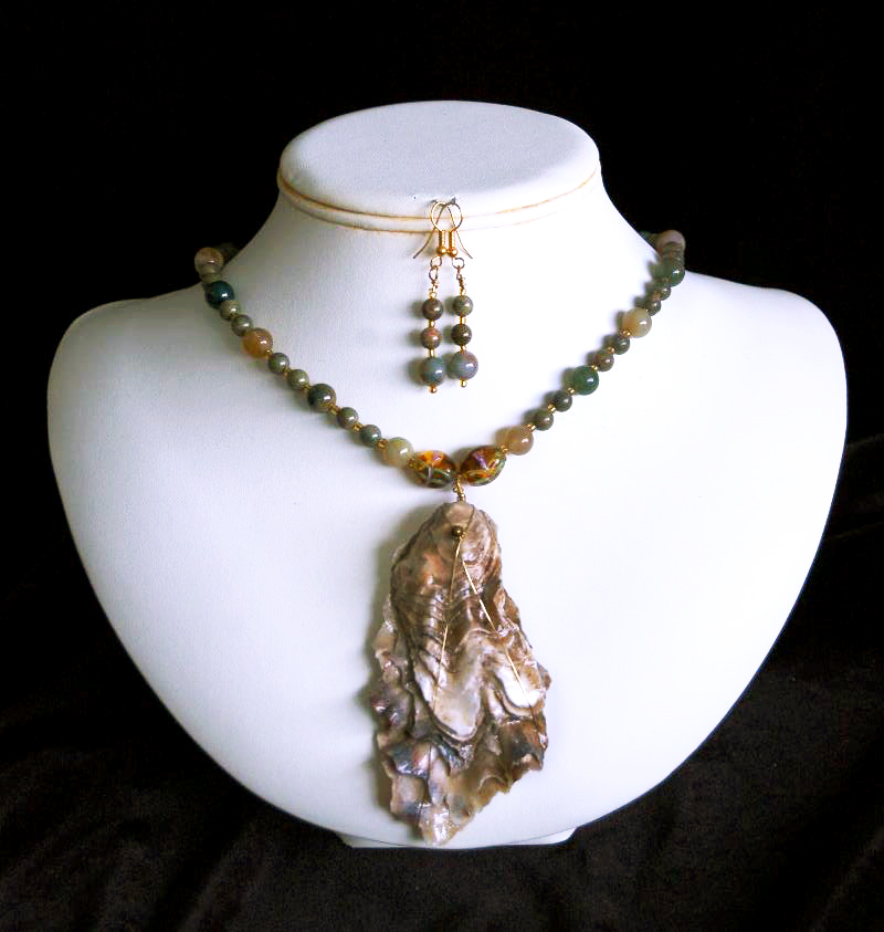 Shell Necklace Sets